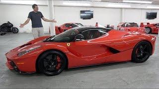 Вот почему LaFerrari - это самая крутая Ferrari за $3,5 миллиона