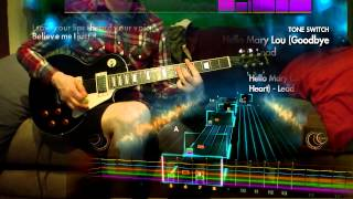 "Rocksmith 2014 - DLC - Guitar - Ricky Nelson ""Hello Mary Lou (Goodbye Heart)"""