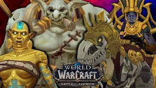 #447 АТАЛ'ДАЗАР: СМЕРТЬ ІГРАШОК ЯЗМЫ - Пригоди в World of Warcraft