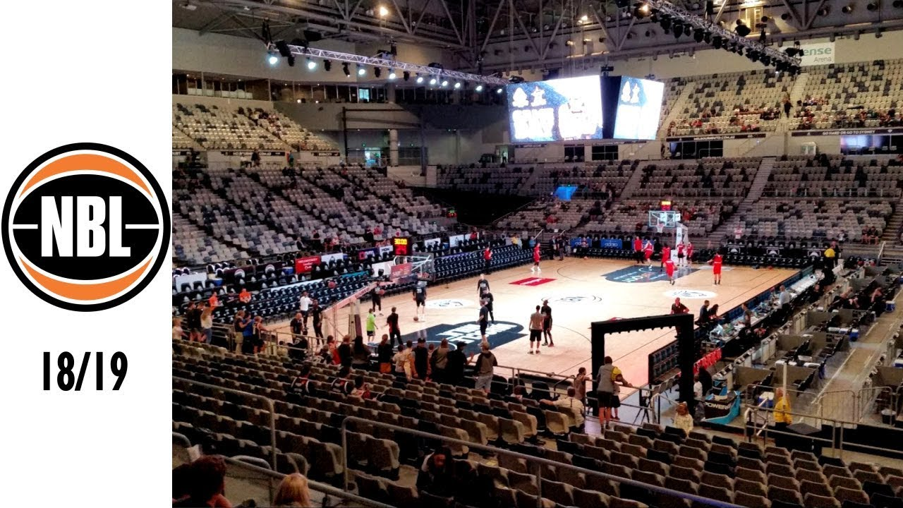 Australia National Basketball League (NBL) Arenas 2018/19