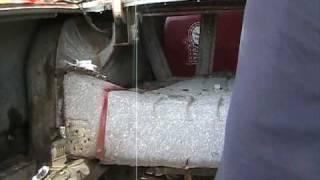 63 Impala Video 52 Trunk Metal Replacement, Again!!!