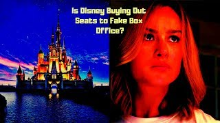 Facts of the Disney Captain Marvel Empty Theater Controversy
