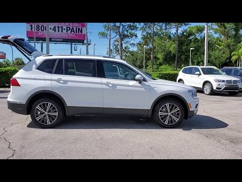 2018 Volkswagen Tiguan Orlando, Sanford, Kissimme, Clermont, Winter Park, FL 4454P