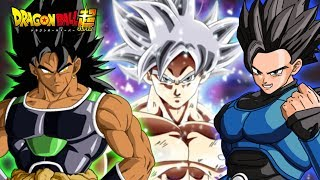 Dragon Ball Super Movie: ANCIENT SAIYANS CONFIRMED!! SHALLOT DRAGON BALL LEGENDS SAIYAN! YAMOSHI DBS