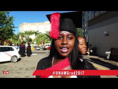 2017 graduates reflecting on their time at UNAM