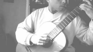 Prelude n°22 G minor- Francis Kleynjans(dedicated to Alain Gregory)
