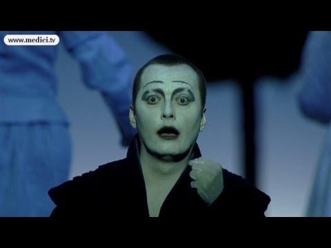 Georg Nigl - L'Orfeo - Monteverdi - Tu se' morta