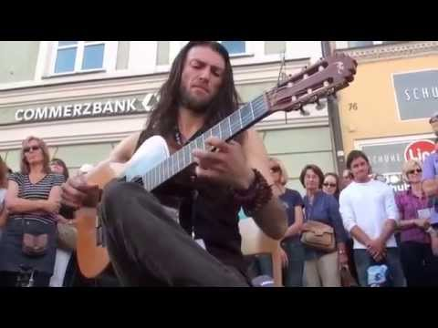 Виртуозная игра на гитаре / Мастер-класс на гитаре