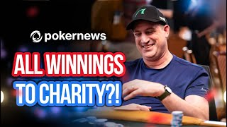 WSOP 2021   How We Can Do More For Good Causes At World Series Of Poker!   Interview