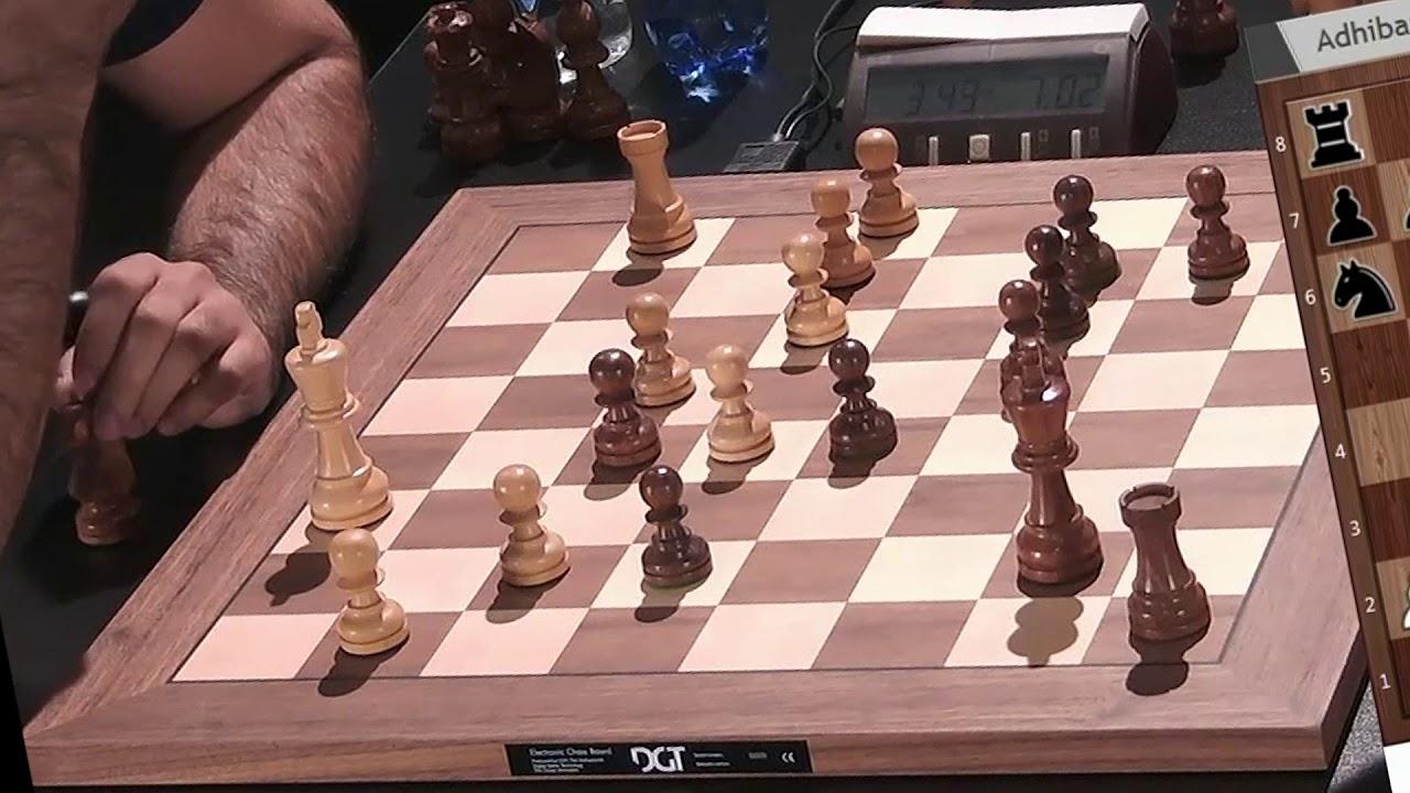 Download GM Ghaem Maghami (Iran) - Carlsen (Norway) NE PGN