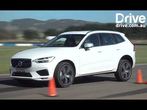 2017 Volvo XC60 | Best Safety Innovation Award