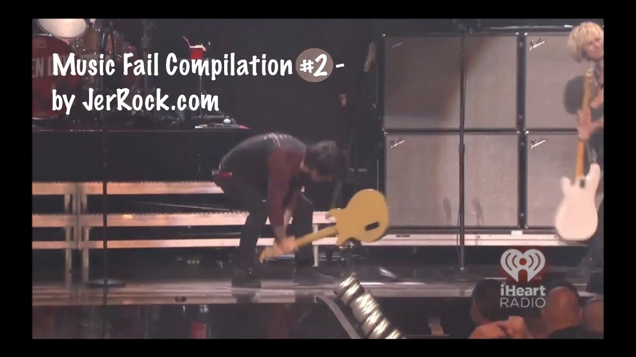 Music Fail Compilation 2 Jerrock Youtube