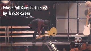Music Fail Compilation #2 - JerRock