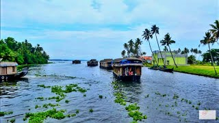 One Full Day In Alleppey Houseboat | Kerala | Indian Tourism