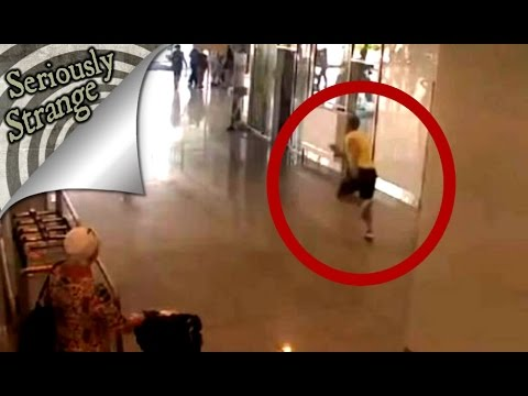 3 Unexplained Events Caught on Camera | SERIOUSLY STRANGE #48
