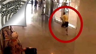 Unexplained Events Caught on Camera | SERIOUSLY STRANGE