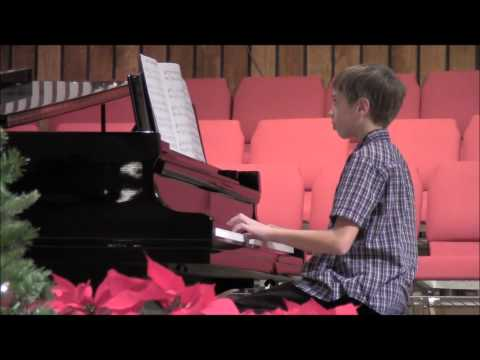 Jolly Old St. Nicholas with Pachelbel's Canon