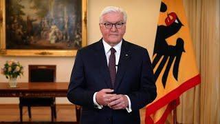 Steinmeier: Christen müssen gegen Spaltung der Gesellschaft angehen