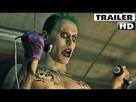ver Suicide Squad Trailer Oficial HD