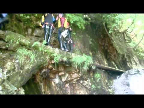 JET PROGRAMME - The JET Experience Vlog #7 - Canyoning