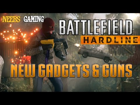 Battlefield Hardline: Criminal Activity - Gadgets and Guns