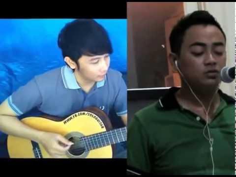 ( Ungu ) Dirimu Satu - Nathan Fingerstyle Feat Eko Arif
