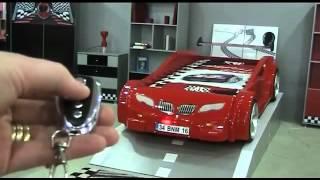 Обзор кровати машины BMW (объемная; пластик) http://vk.com/krovat_mashina
