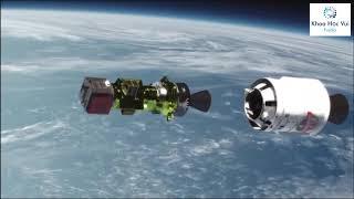 Phóng thành công vệ tinh MicroDragon - Vệ tinh made in Vietnam