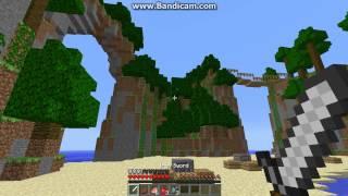 Türkçe Minecraft Açlık Oyunları - Bölüm 1 Hakkımı Verin Laaaaa