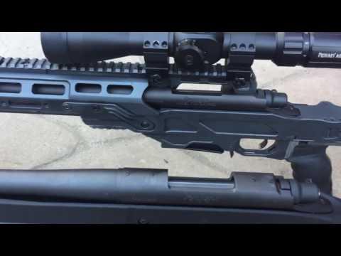 "Remington 700 AAC-SD 20"" or 16.5"""