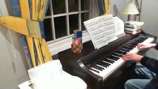 Cover Drive - Twilight Piano Cover
