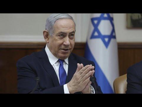 Primeiro-ministro israelita pede imunidade