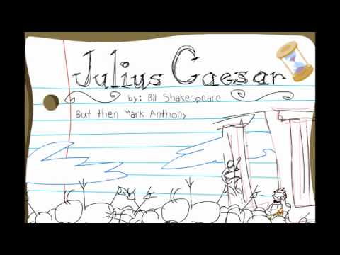 last minute book reports julius caesar Julius caesar see all  antony and cleopatra act 3,  what to do if you left all of your required summer reading until the last minute.