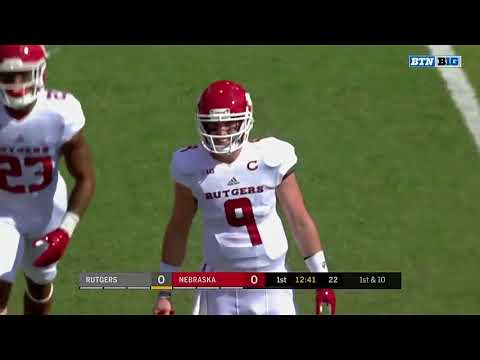 2017 -  Rutgers at Nebraska