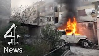 Syria: the horror of Homs, a city at war