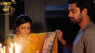 Iss Pyaar Ko Kya Naam Doon 2 5th August 2014 FULL EPISODE | Shlok UNDRESSES Astha
