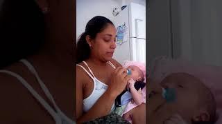 Como fazer a criança pega chupeta