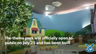 Warner Bros. World theme park set to open