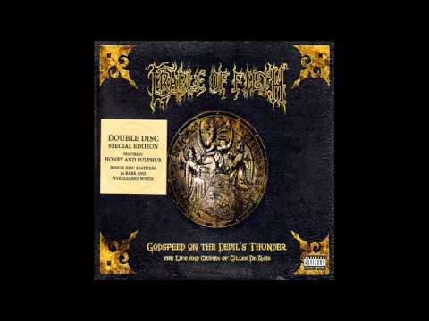 Cradle Of Filth - A Thousand Hands On The Made Of Ruin(Instrumental)