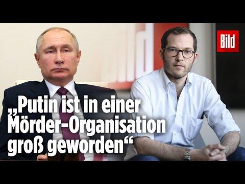 Nawalny-Festnahme kommt nicht überraschend  BILD-Chef über Putins Russland