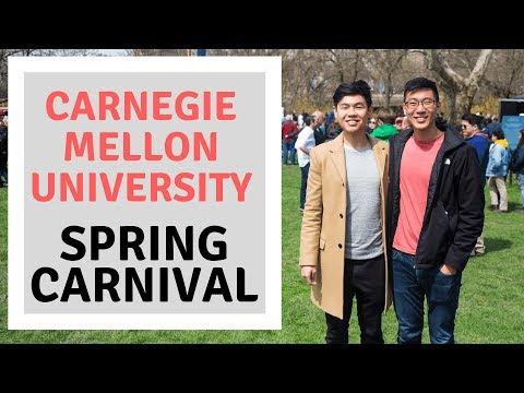 Spring Carnival at Carnegie Mellon University