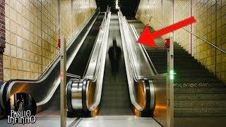 Aeropuertos más embrujados del mundo l Pasillo Infinito