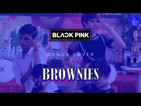 (HD) 160918 BLACKPINK - WHISTLE ( 휘파람 ) + BOOMBAYAH by BROWNIES