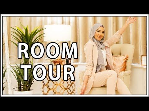 MY DRESSING ROOM TOUR | Amena
