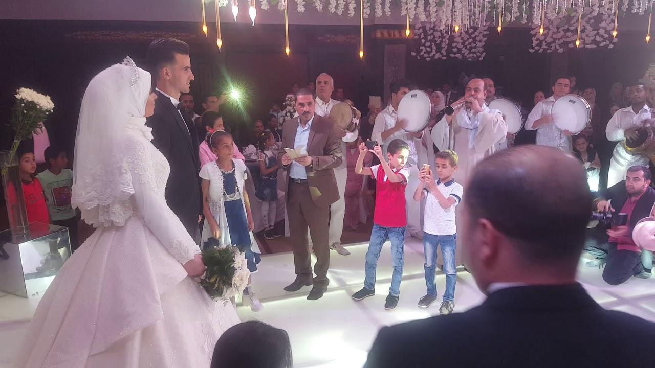 دونجا لاعب الزمالك يحتفل بزفافه