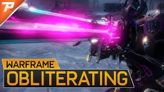Warframe: Obliterating Discharge Battacor