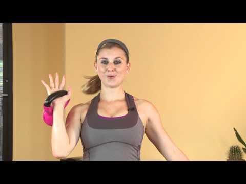 Kettlebell Basics With Sarah Dussault - YouTube