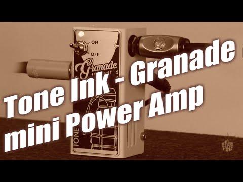 Rig On Fire #222 - Granade Mini Power Amp