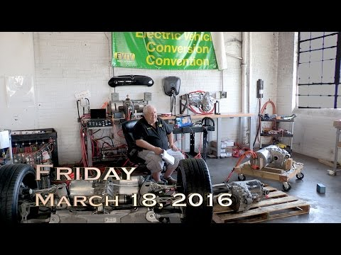EVTV Friday Show - March 16, 2016