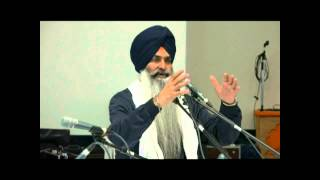 Gurbani Katha   Gur Ka Shabad   Giani Kulwant Singh Ji   West Sac, CA   Jan